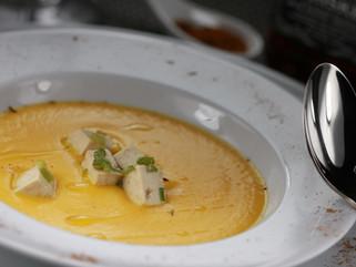 Chef Marco Porceddu: Jack Daniel's Butternut Squash Soup