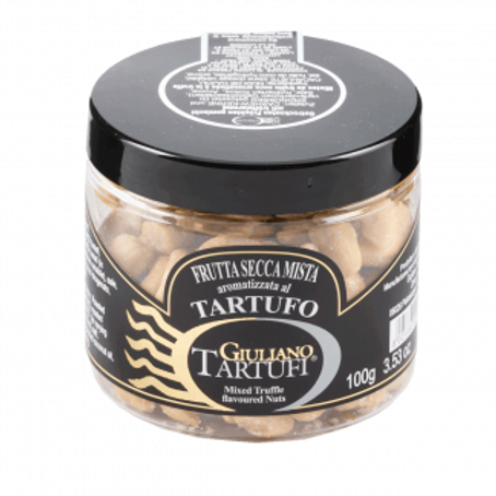 Truffle cashews and peanuts (pack of 2)