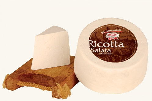 Ricotta Salata - Salted sheep's ricotta cheese