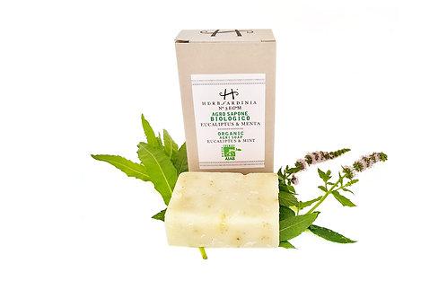 Organic Eucalyptus & Mint Soap