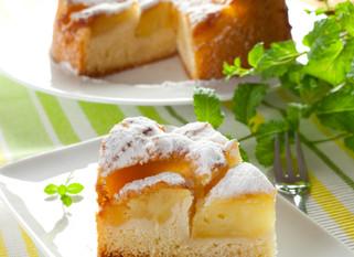 Chef Gianluca Deiana Abis: Torta Di Mele/ Apple Cake