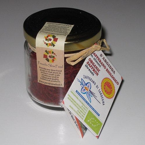 Organic Saffron