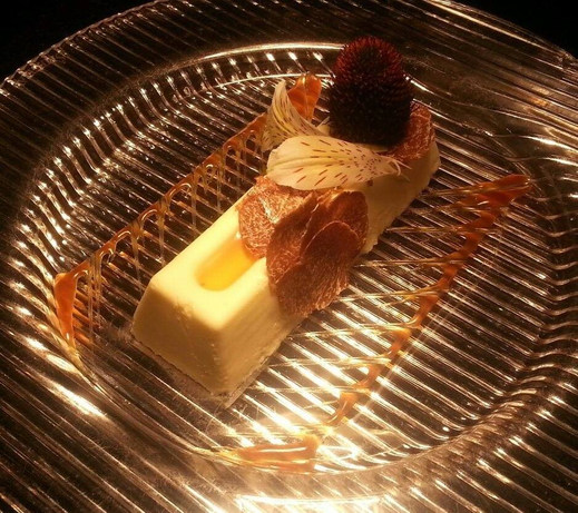 Stracchino Cheese Mousse