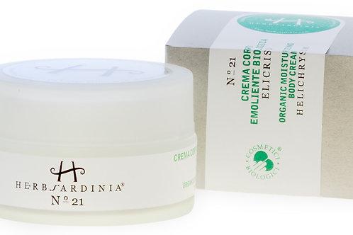 Organic Moisturizing  Helichrysum Body Cream 3.4 oz