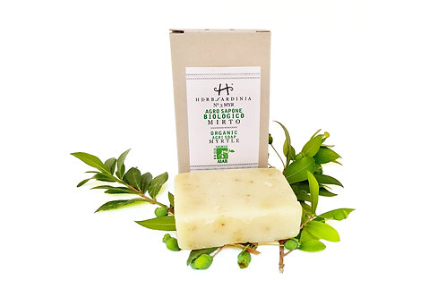 Organic Olive & Almond Oil Soap