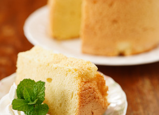 Chef Gianluca Deiana Abis: Chiffon Cake