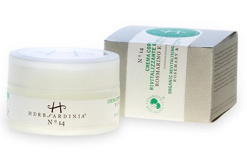 Organic Myrtle Soothing  Body Cream 3.4 oz