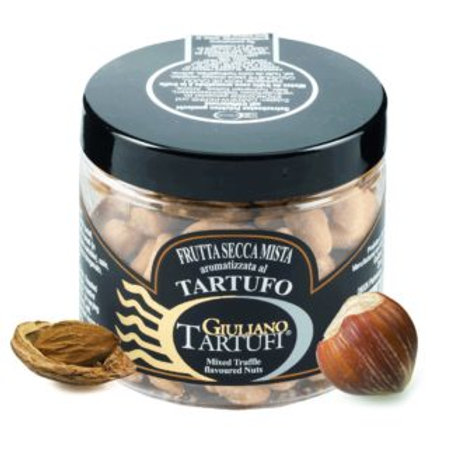 Truffled almonds and hazelnuts (pack of 2)