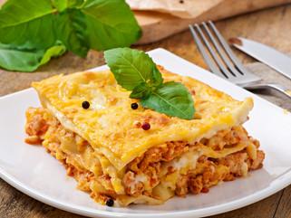 Chef Gianluca Deiana Abis: Lasagne Alla Bolognese