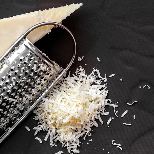 Grattugiato - Mixed grated cheese