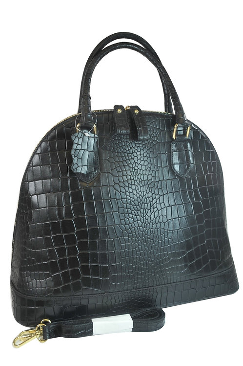 Misty U.S.A. 100% Genuine Cowhide Leather Handbags Made in Italy