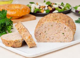 Gianluca Deiana Abis: Polpettone Di Pollo/ Chicken Meatloaf