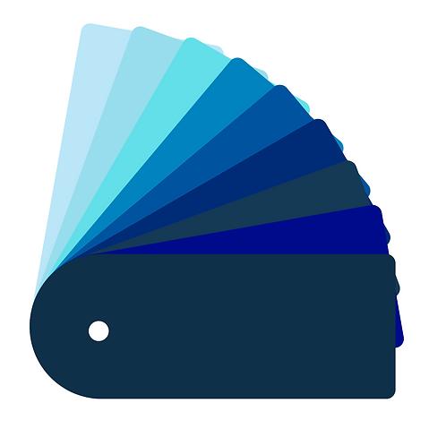 Gama Azules
