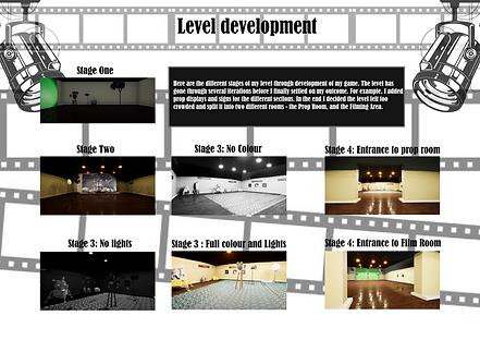 Sam Gibbs Level Development (Games Desig