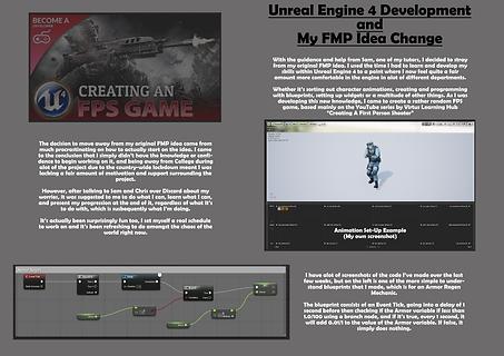 UE4 Dev + FMP Idea Change (Development).