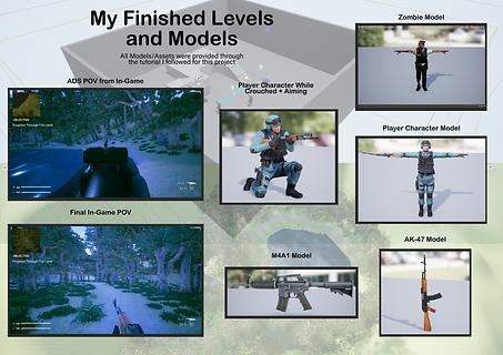 Finished Models+Level (Finished Product