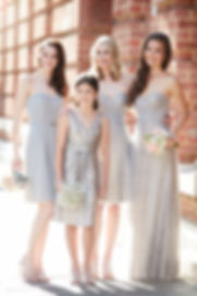 Bridesmaid Dreses