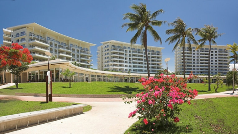 Hilton Noumea La Promenade Residence 4*