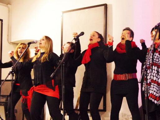 One Billion Rising Livorno a Casa Julka
