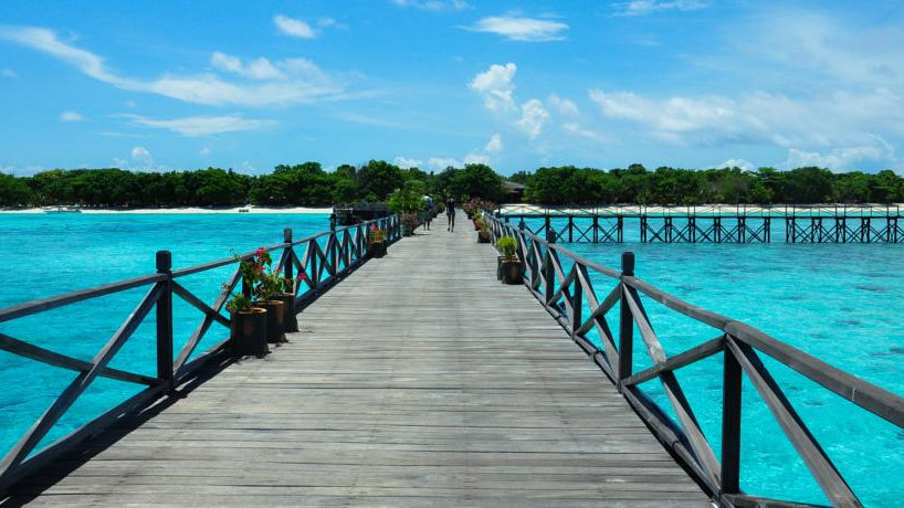 Pom Pom Island Resort 4*
