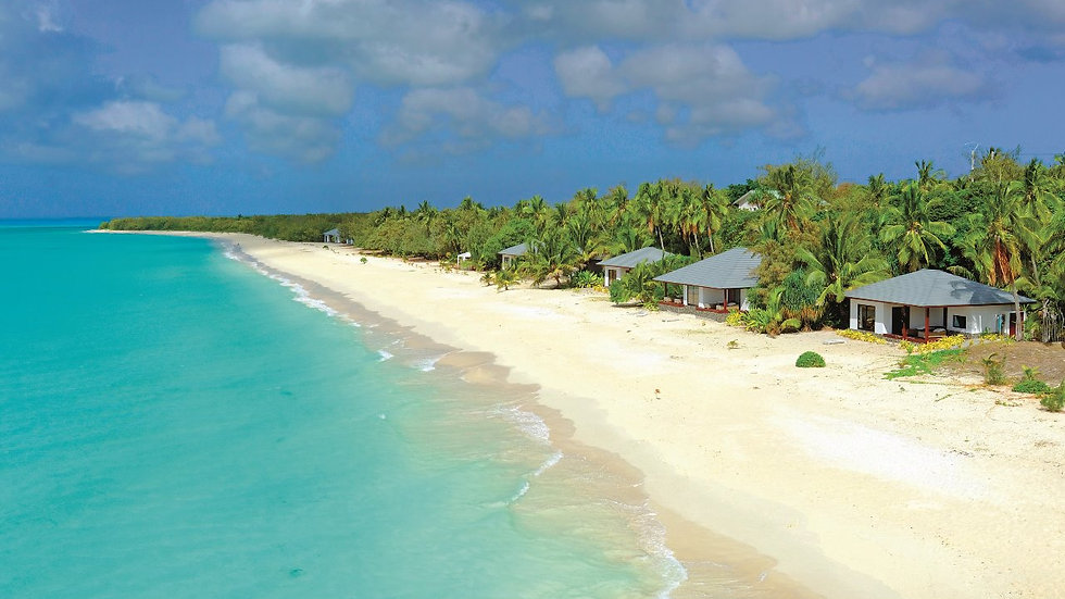 Paradis D'Ouvea 4* ( Ouvea Island)