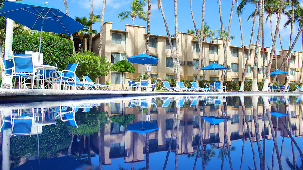 Hotel Araiza Palmira 3*