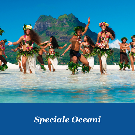 Speciale Oceani