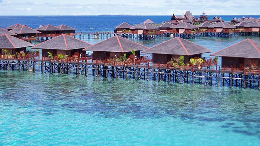 Sipadan Water Village 3*