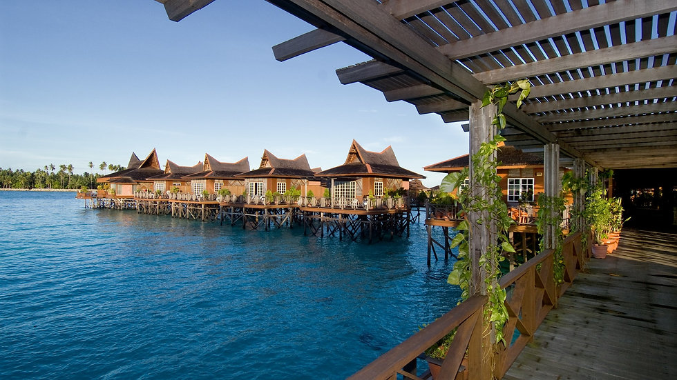 Sipadan Mabul Island Resort 3*