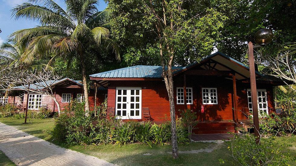Borneo Divers Mabul Resort 3*