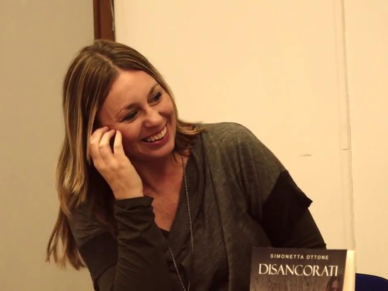 Simonetta Ottone 'Disancorati' PisaBookFest 11 Novembre 2017