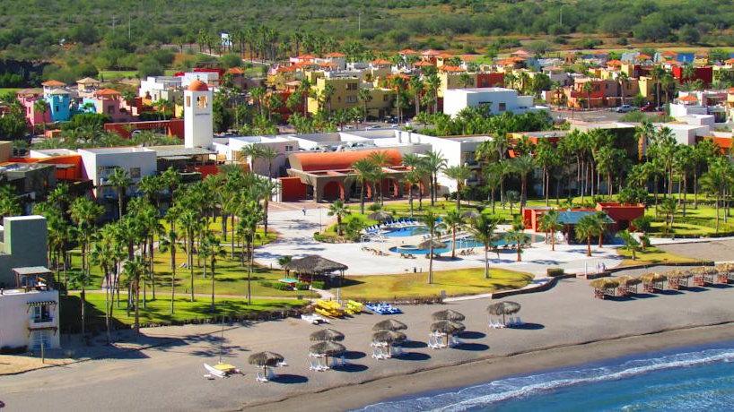 Loreto Bay Golf Resort & Spa at Baja 5*