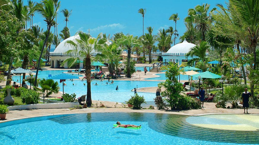 Shoutern Palms Beach Resort 4*