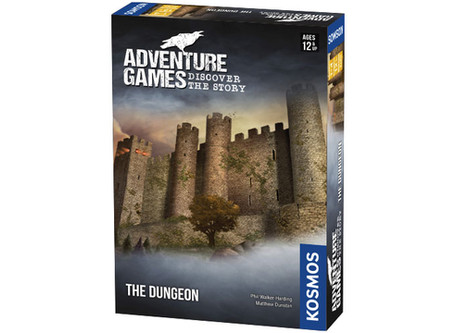 Adventure Game The Dungeon Review - Spoiler Free!
