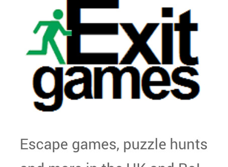 Thanks for the write up on the Exit Games blog!