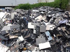 E-Waste vs. Conventional Waste