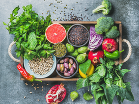 Substitutions for Vegan/Vegetarian Cooking