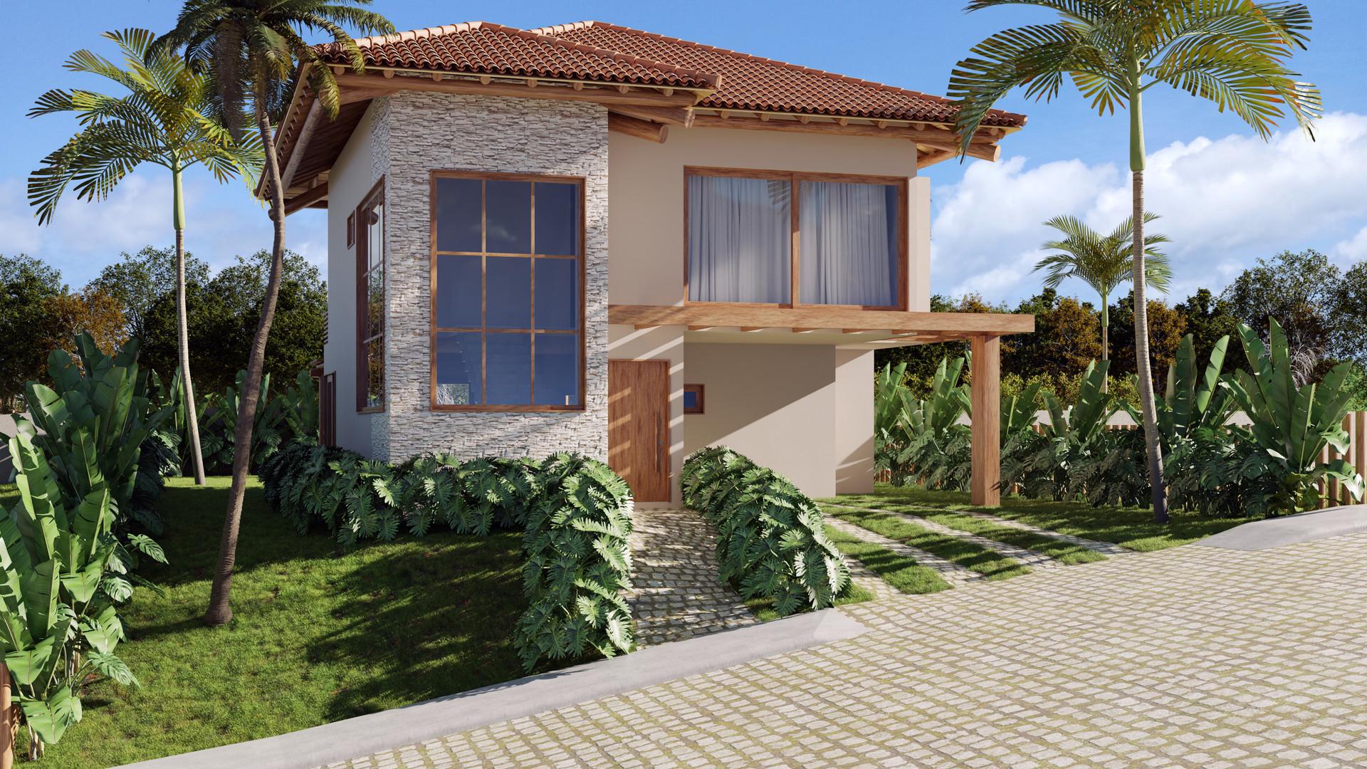 Frente - Casa P