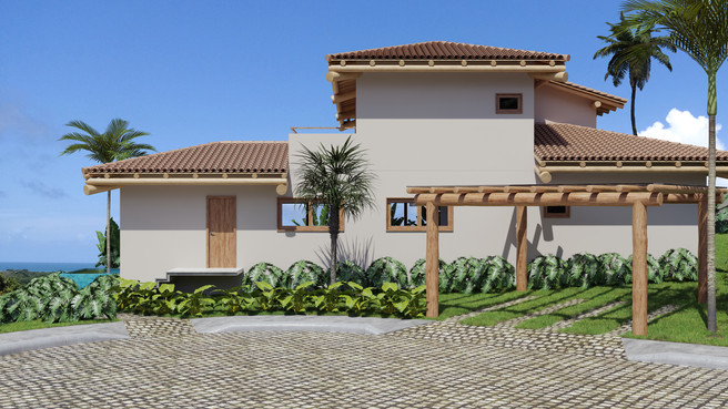 Fachada - Casa G