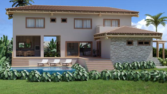 Quintal - Casa G