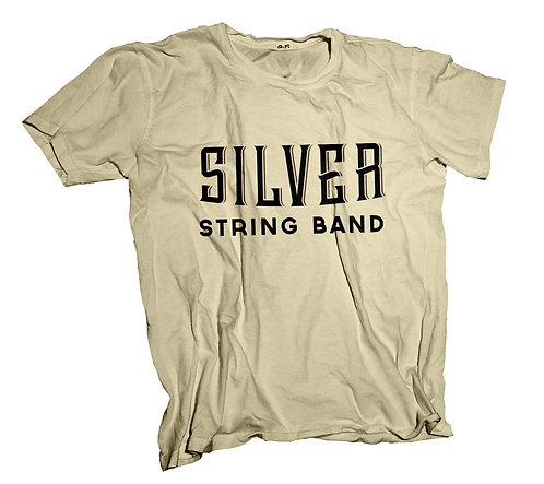 Silver String Band Shirt