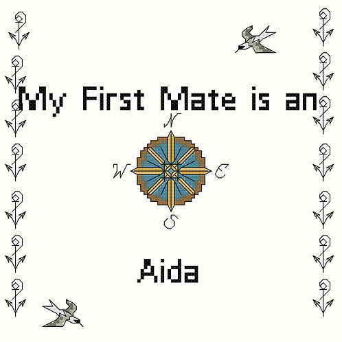 Aida, My First Mate is a
