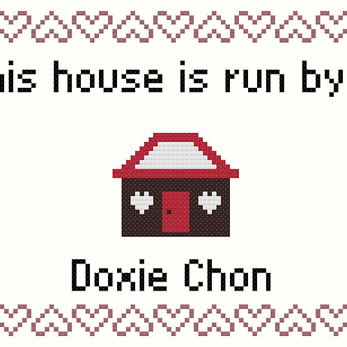 Doxie Chon, This house is run by