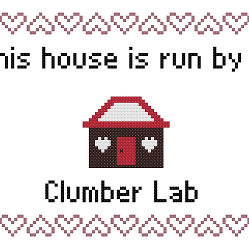 Clumber Lab, This house is run by