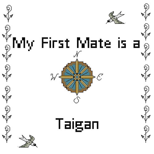 Taigan, My First Mate is a