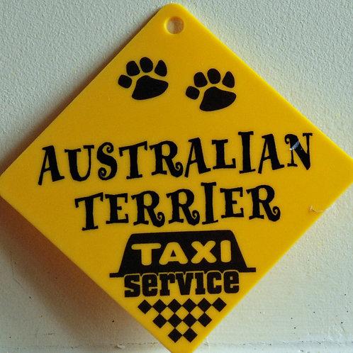 Australian Terrier, Taxi Service
