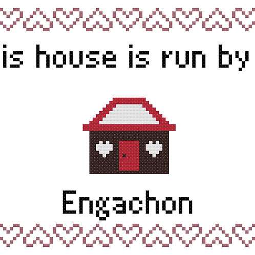 Engachon, This house is run by