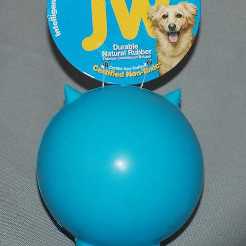 JW Bad Cuz Natural Rubber Dog Toy