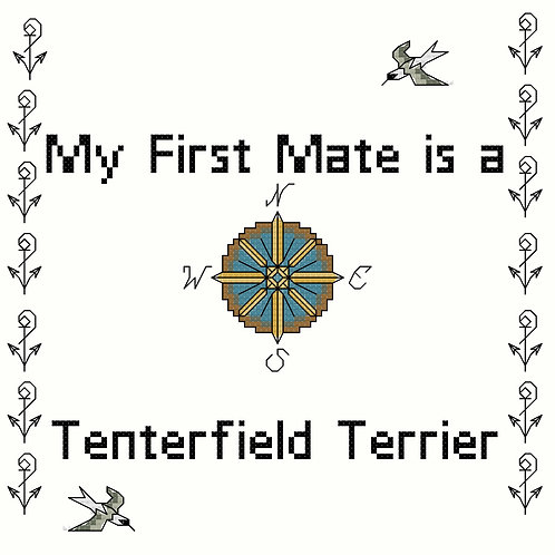 Tenterfield Terrier, My First Mate is a