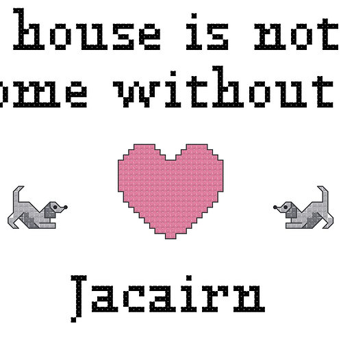 Jacairn, A House is Not a Home Without